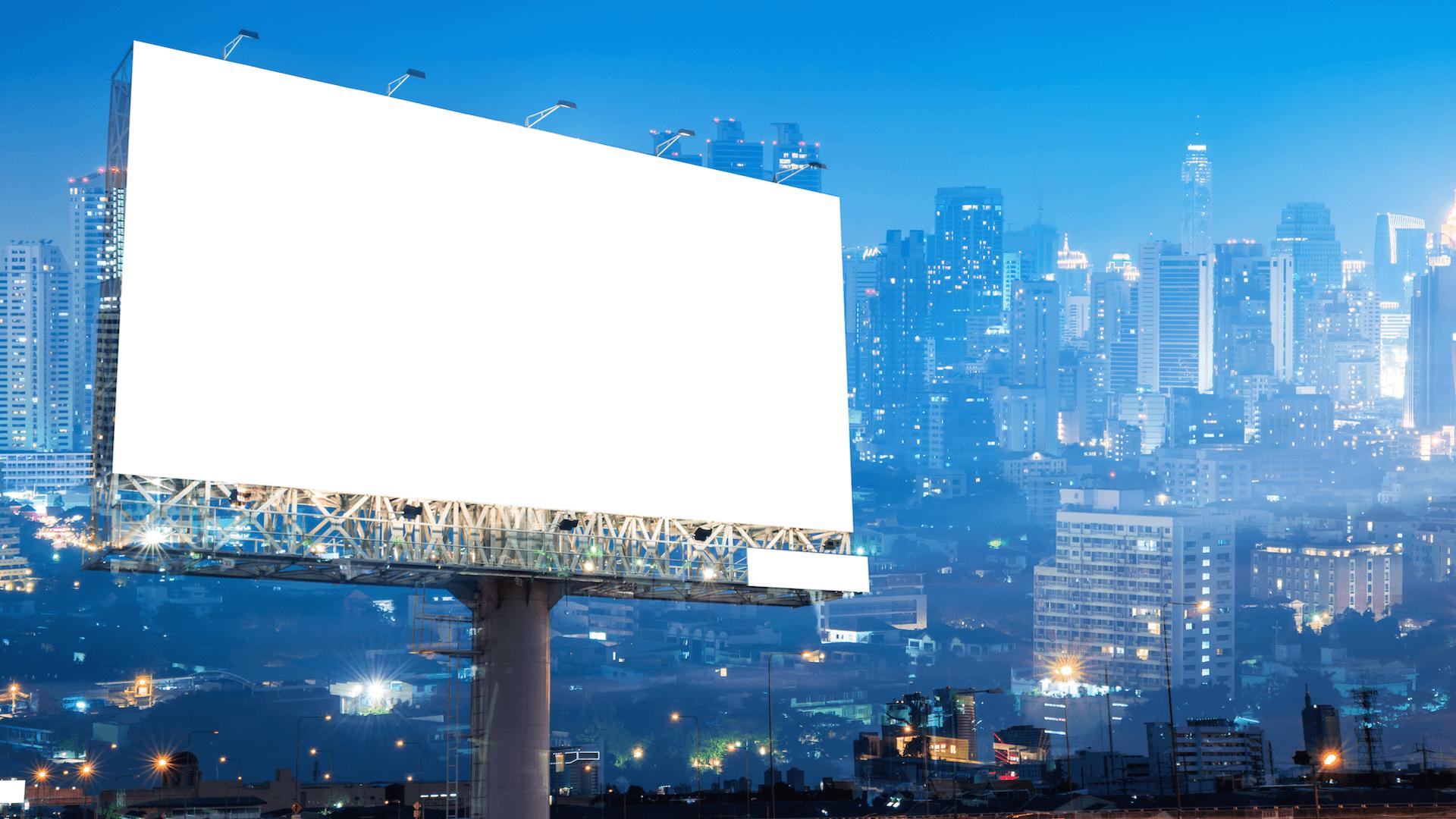 Biaya Pasang Reklame Jakarta