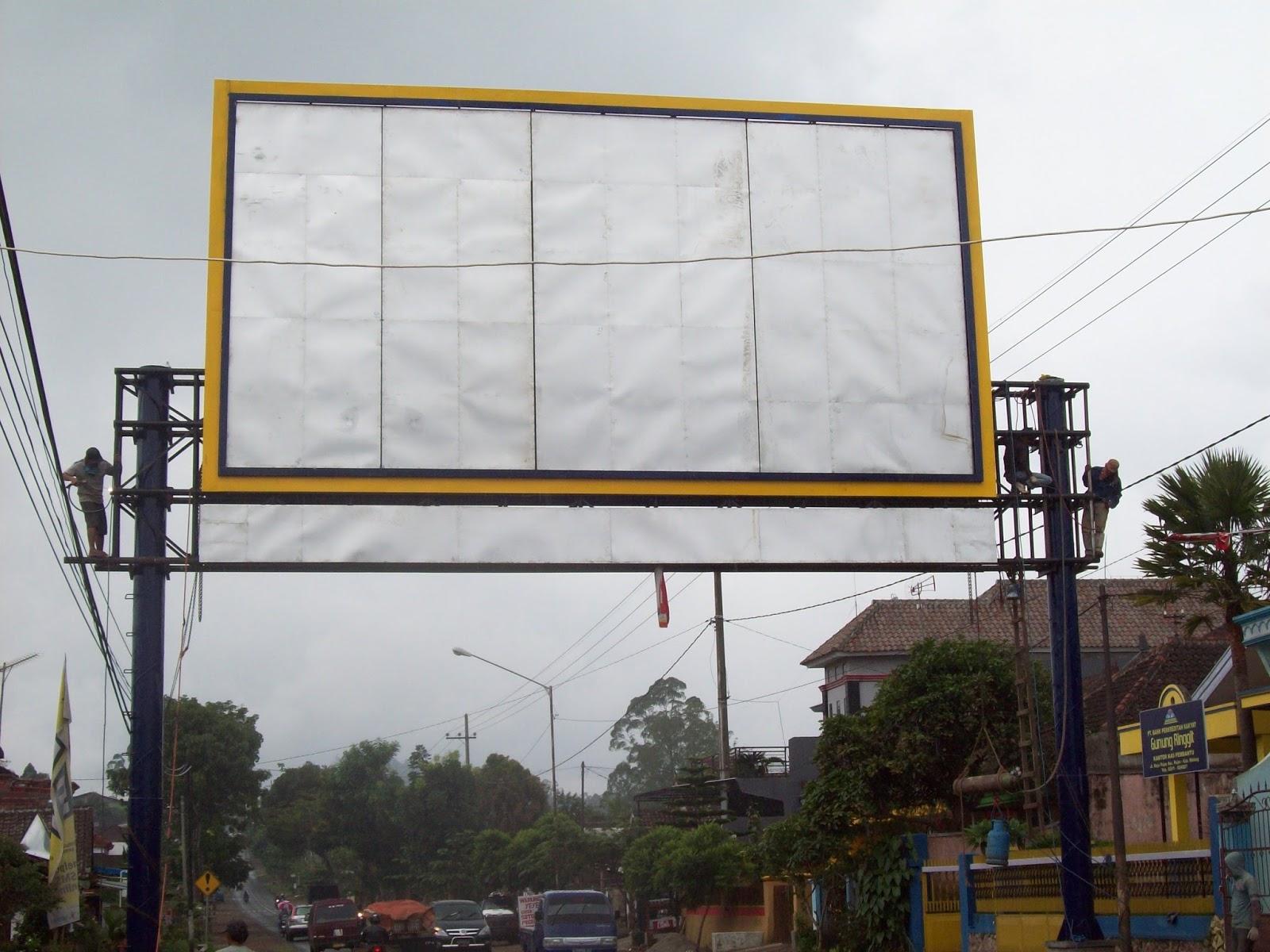 pasang iklan reklame