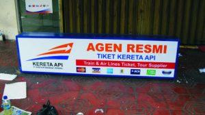 Jasa Pembuatan Neon Box Cirebon