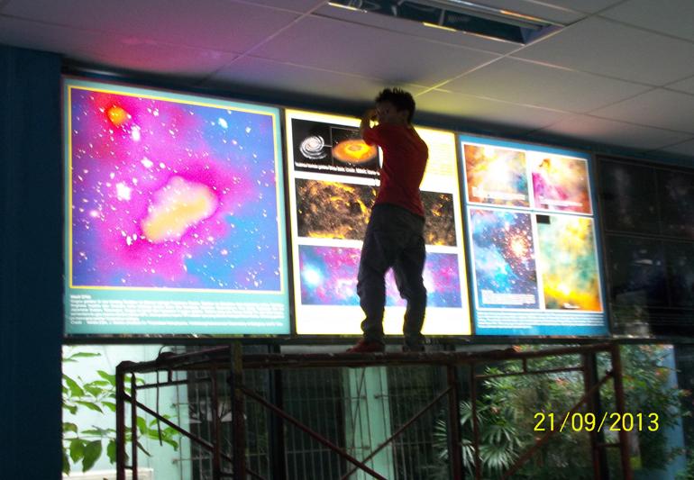 Pembuat Neon Box Surabaya