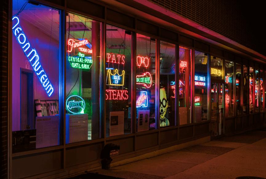 Pasang Neon Sign