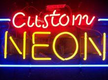 Jasa Pembuatan Neon Sign Surabaya