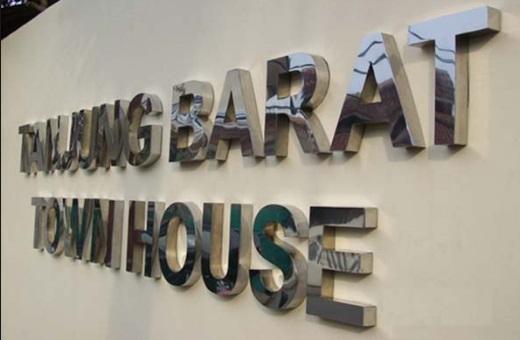 jasa pembuatan huruf timbul Tangerang