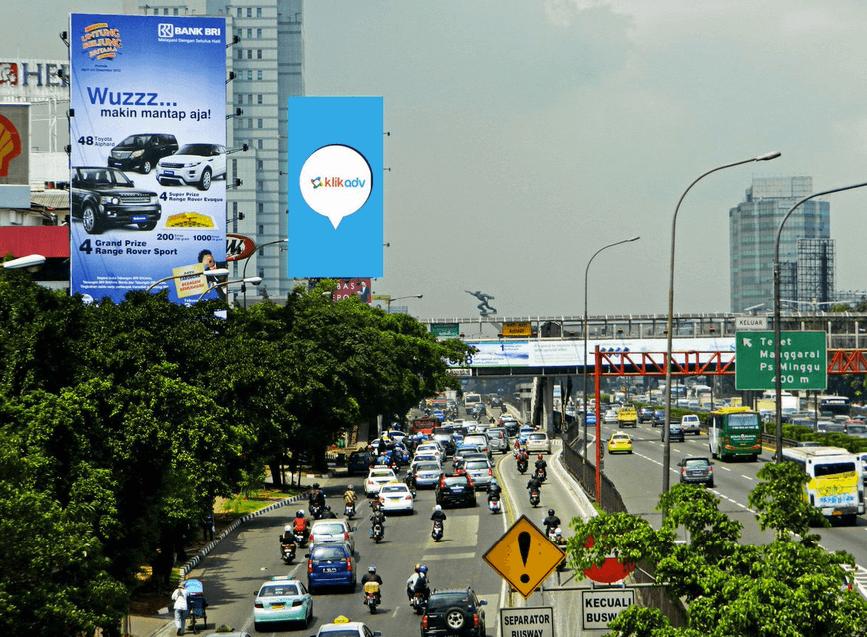 Perusahaan Billboard di Jakarta