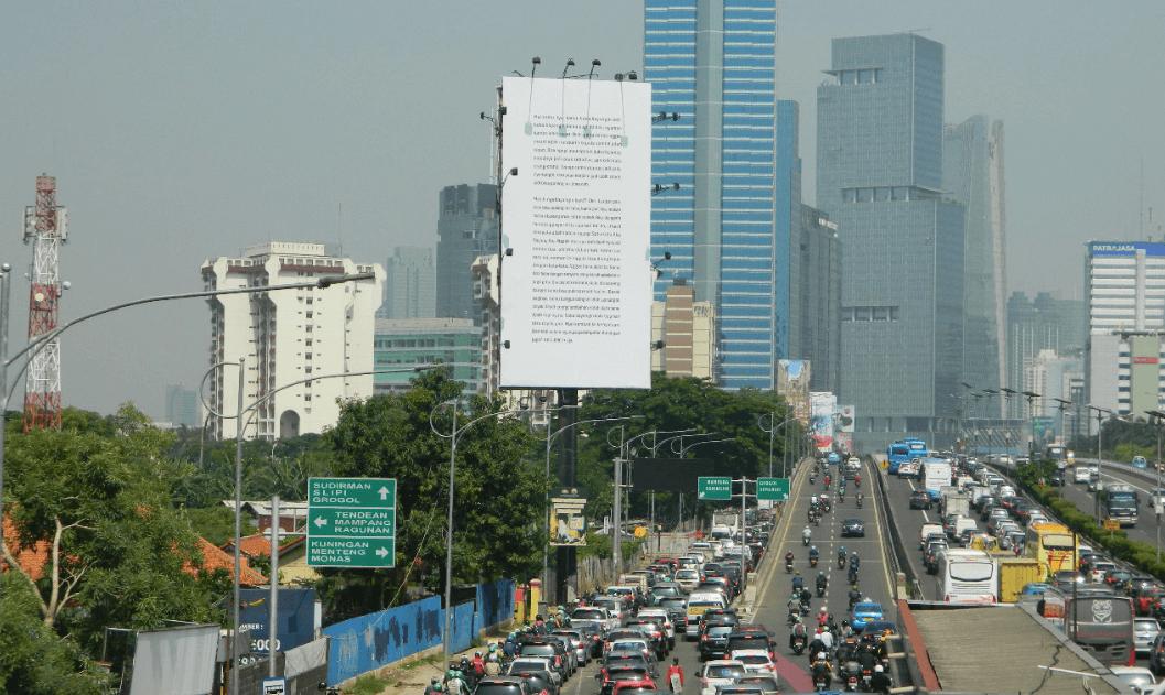Lokasi Billboard di Jakarta