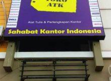 Jasa Pembuatan Papan Nama Toko Jakarta