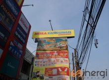 Plang Nama Bekasi
