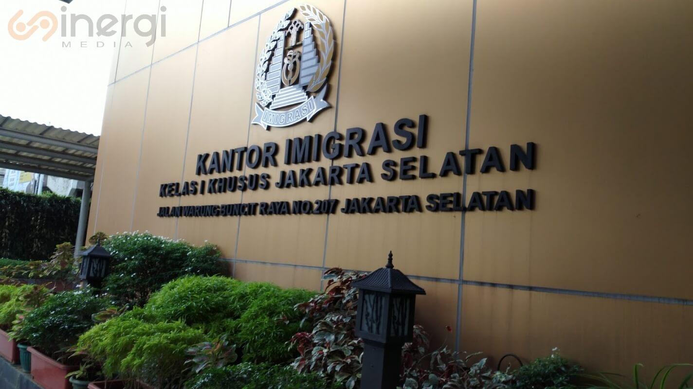 Signage Jakarta Selatan