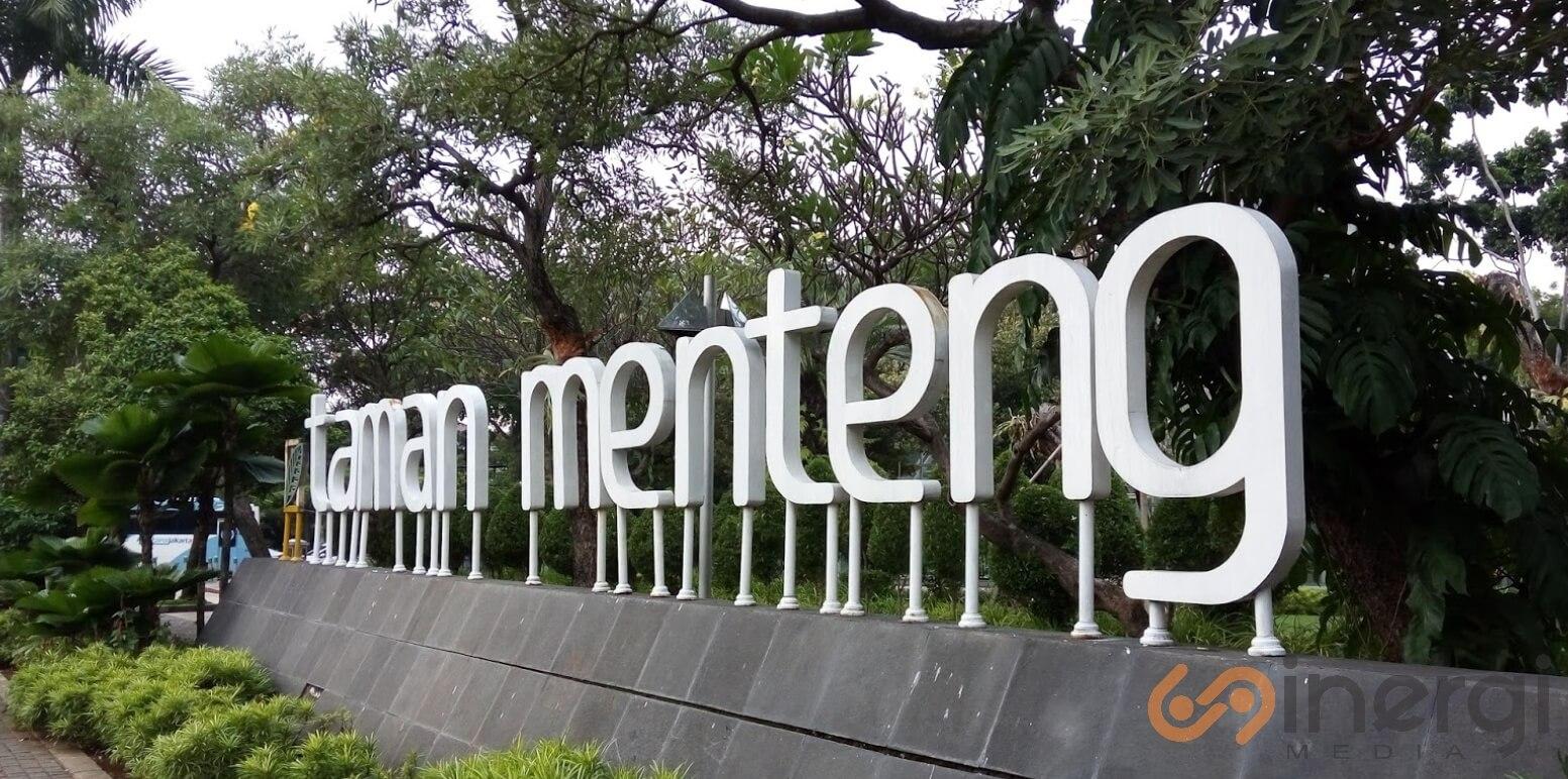 Signage Taman