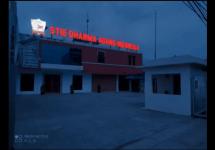 Giant Letter Signs STIE Dharma Agung Cikarang