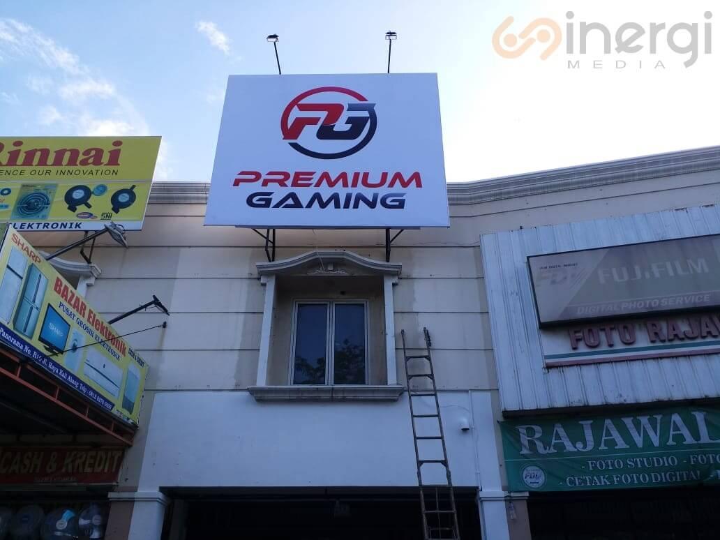 Pajak Izin Reklame Area Jawa Barat