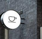 Plang Nama Cafe