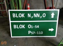 Plang Nama Rumah