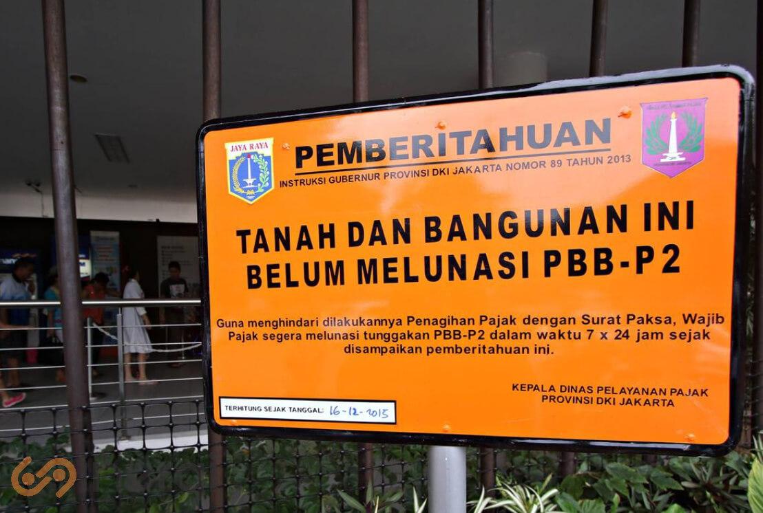 Plang Nama Tanah