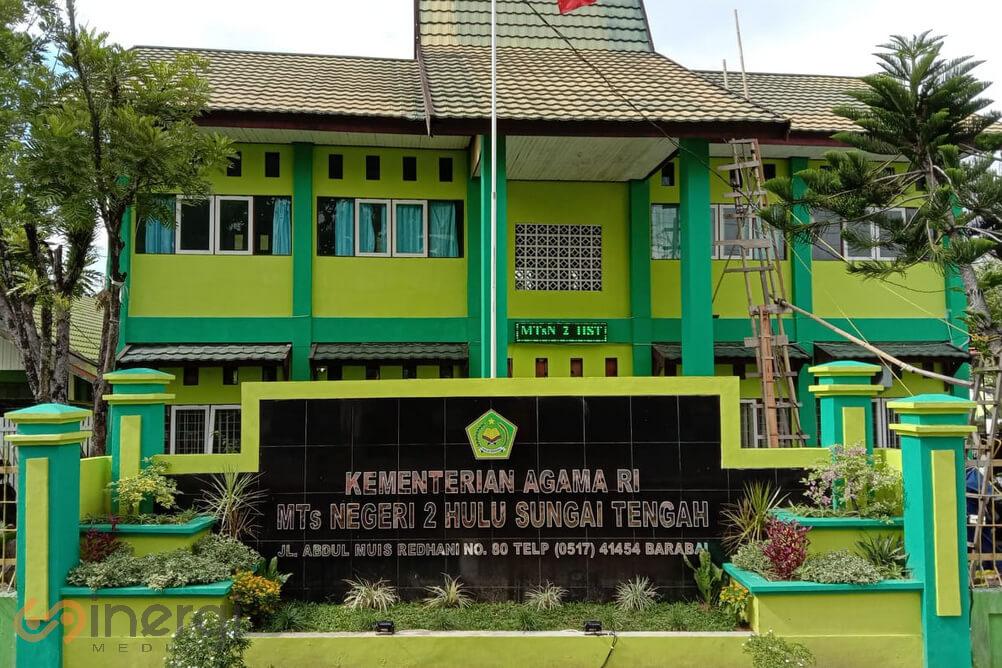 Plang Nama MTS